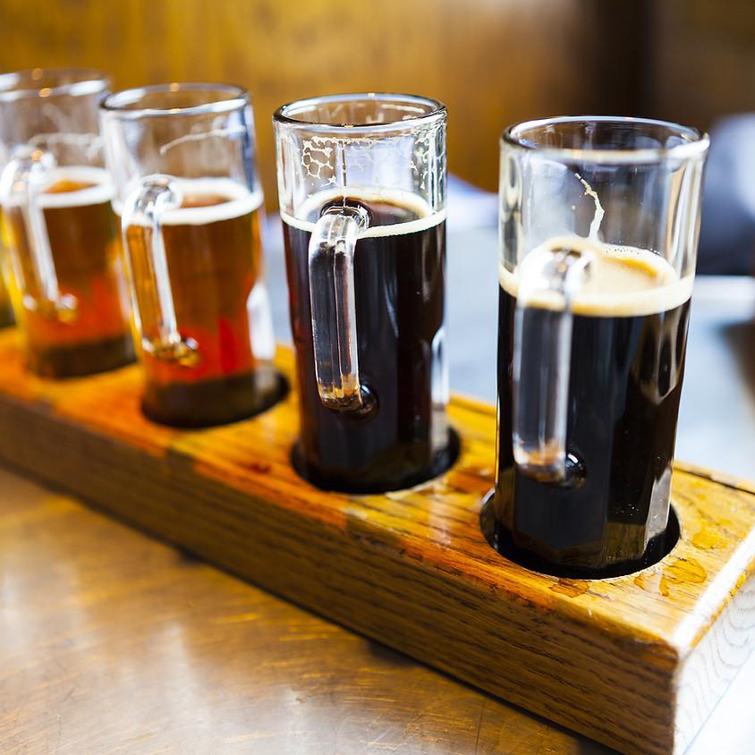 HVO Craft Beer Tasting: Featuring Sonder Brewing!