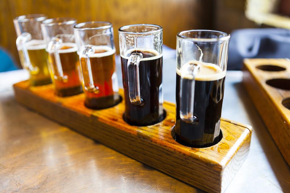 Craft Beer Tasting