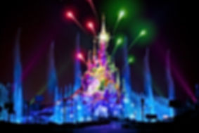 Disneyland Paris New Year