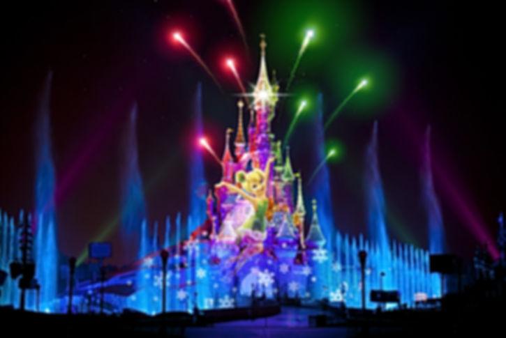 Disneyland Paris New Year