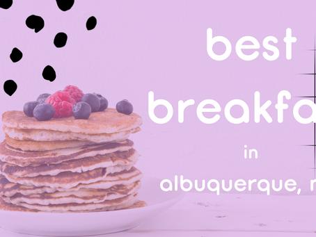 best breakfast in albuquerque, nm