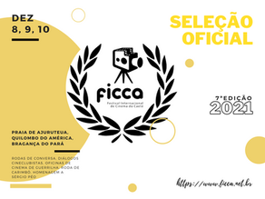 7º FICCA divulga seleção Oficial