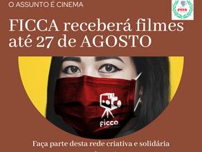 Ficca recebe filmes até 27 de Agosto
