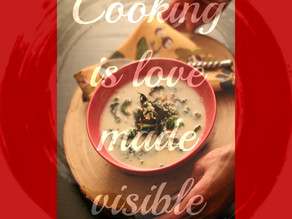 Cooking with Intention