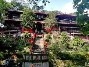 Travel Guide - Mt. Emei, China