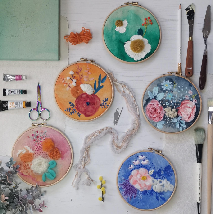 Hoop collection