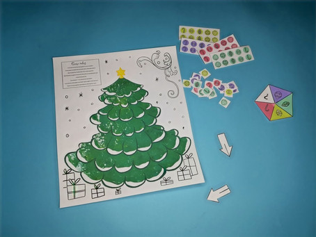 Holiday Games for the Kids