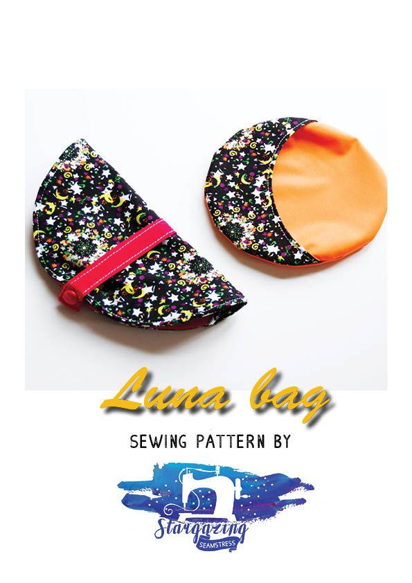 Moon bag tutorial