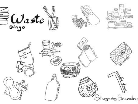 Zero waste week 2018: 3rd – 7th September