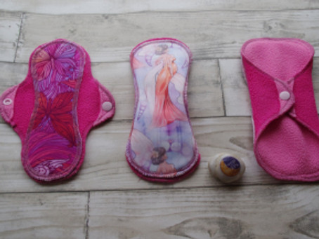 What size of cloth pad to choose?