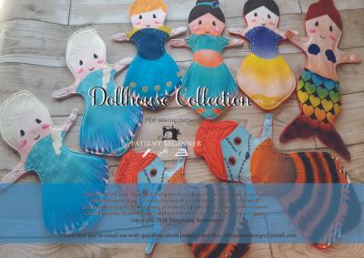 Mermaid Cloth pad tutorial