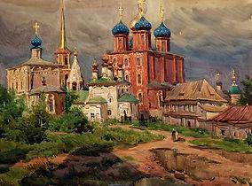 Картина художника Сергея Николаевича Анд