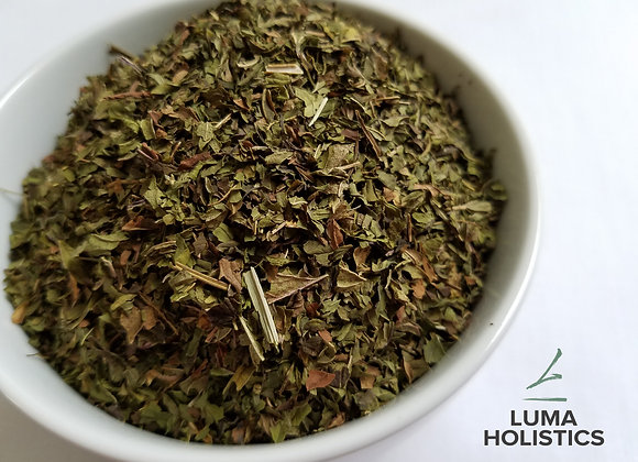 Organic Peppermint Leaf, Kosher, 1 oz.