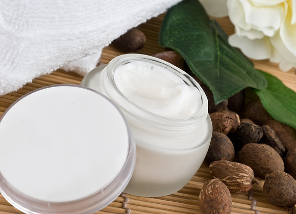 Whipped Shea Butter, Unscented, 2 oz