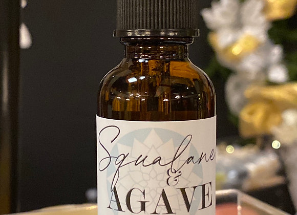 Squalane & Agave Facial Oil