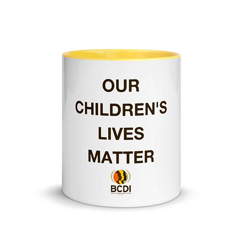 Our Children's Lives Matter Cup