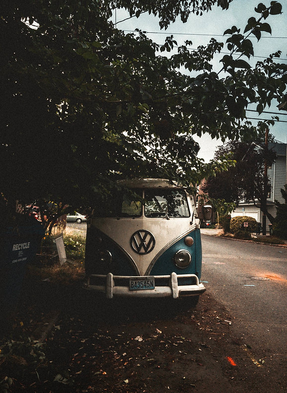 Vintage Camper VWRetro 2