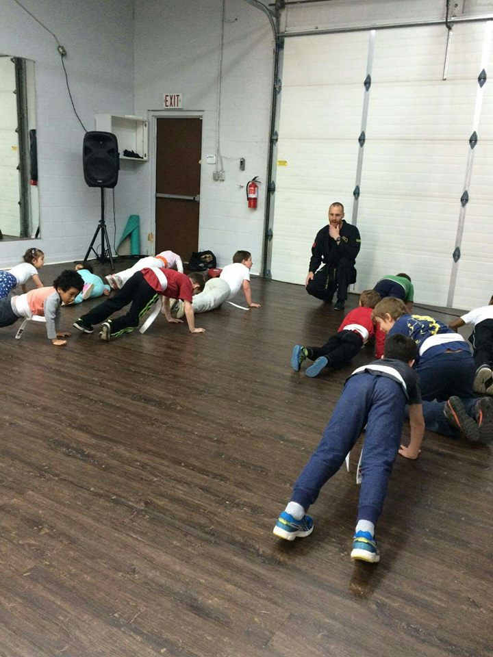 Pickering Ontario Scarborough inneractive kids martial arts classes