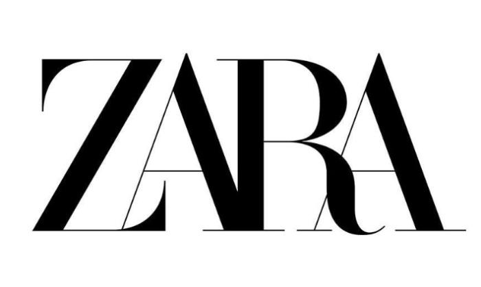 new zara logo
