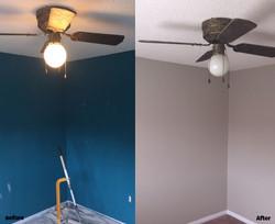 cb painting interor fan