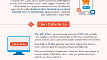 21 Secrets to Social Media Marketing for Small Business Infographic