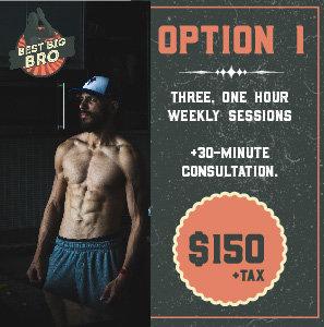 Personal Training Option 1