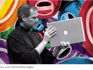 Steve Jobs's real talent wasn't design—it was seduction