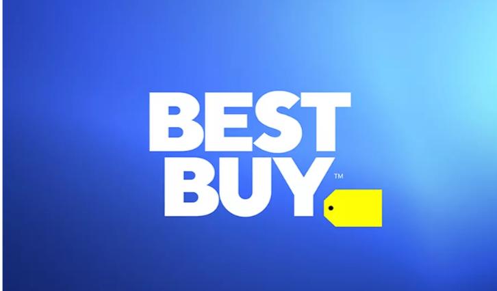 new best buy logo