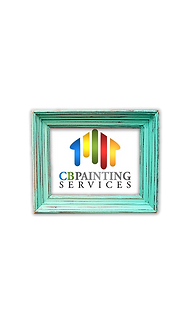 CB Painting Servies home page logo