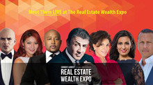 Liam Zed The Designer @ The Real Estate Wealth Expo Toronto | A designer networking in business...