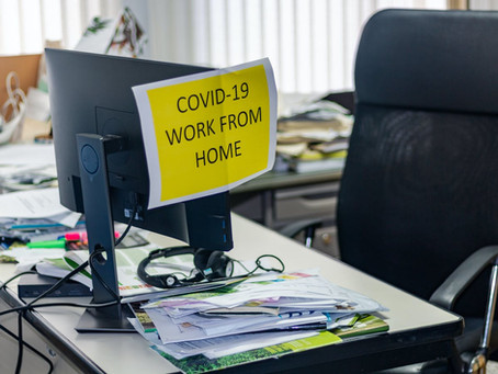 Working from home? We've got your back!