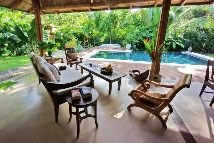 Luxury villa costa rica