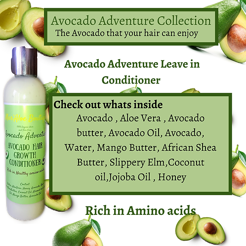 Avocado Adventure Leave In