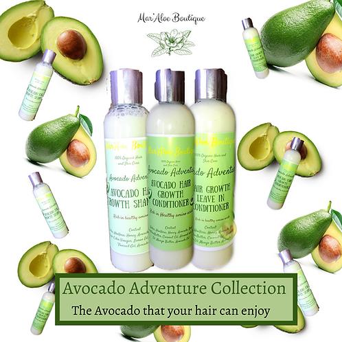 Avocado Adventure Hair  Care Bundle