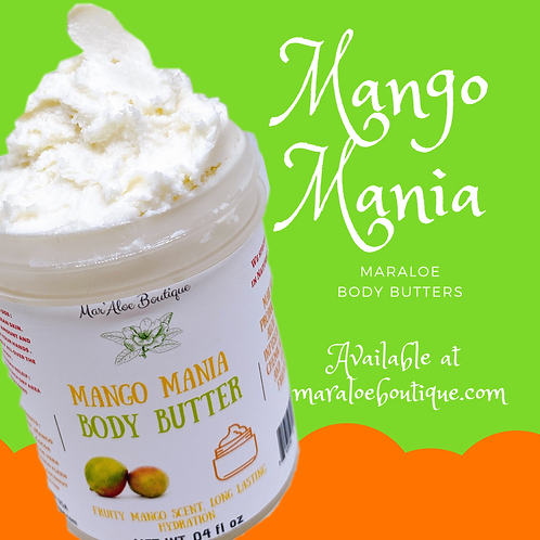Mango Mania Body Butter
