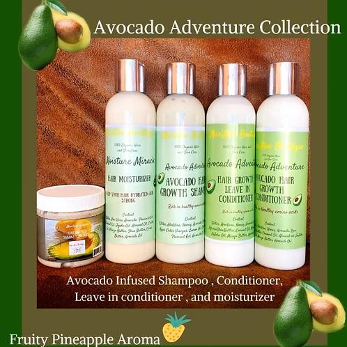 Avocado Adventure Full Bundle