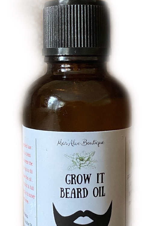 Grow It Beard Oil