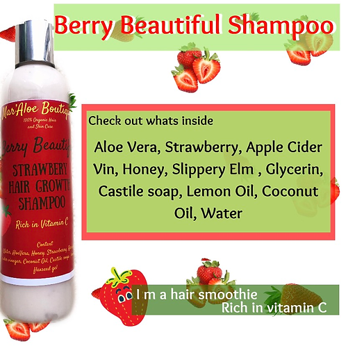 Berry Beautiful Shampoo