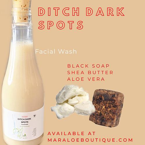 Ditch Dark Spots Face Wash