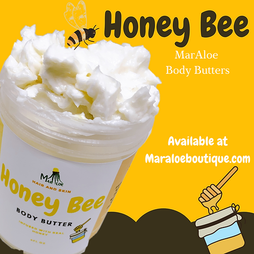 Honey Bee Body Butter