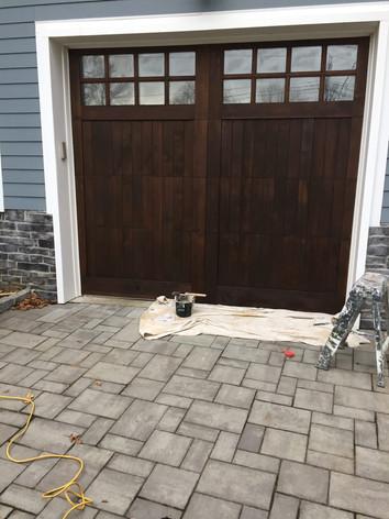 GARAGE DOORS- AFTER