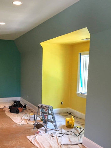 PLAYROOM WITH POPS OF COLOR