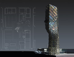 prism tower