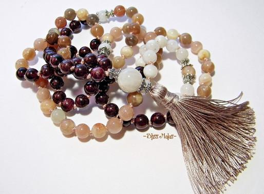 New Malas & Bracelets for Spring - On Sale!