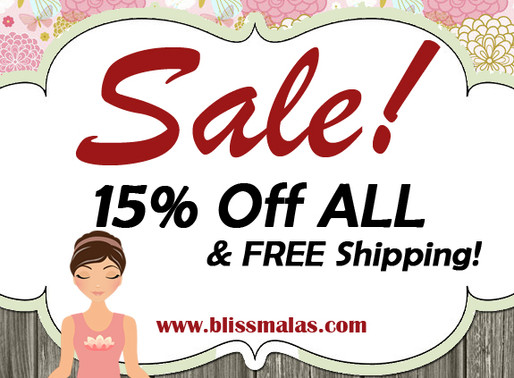 Valentine's Day Sale &  Blessings of Love