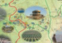 מפת תיירות עמק שילה