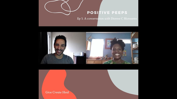 Positive Peeps with Amir Arison