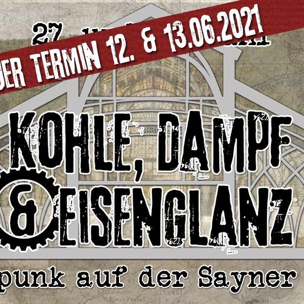 Kohle, Dampf & Eisenglanz - Bendorf-Sayn (DE)