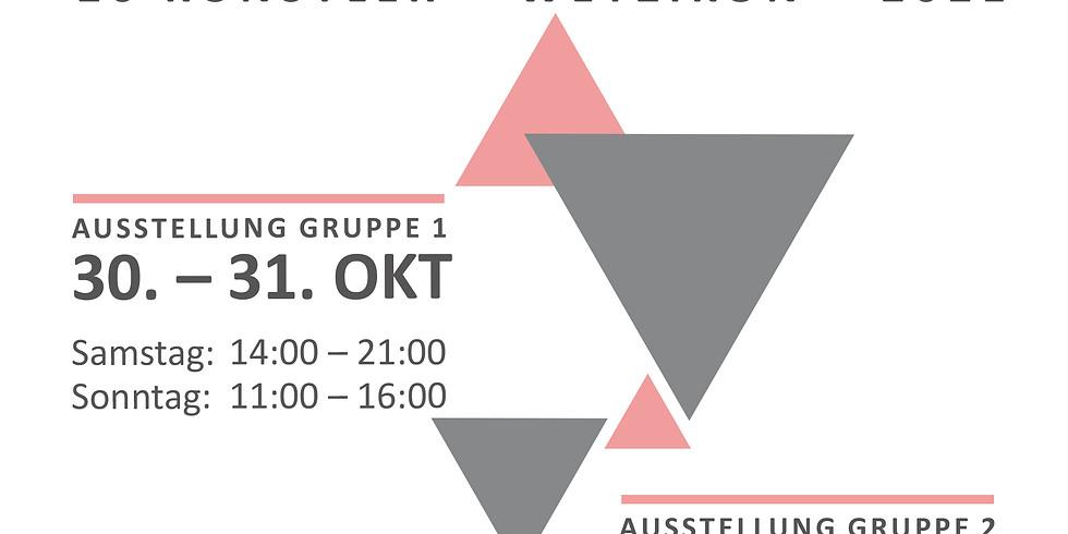 LokalKunst Ausstellung 1/2 - Wetzikon (CH)