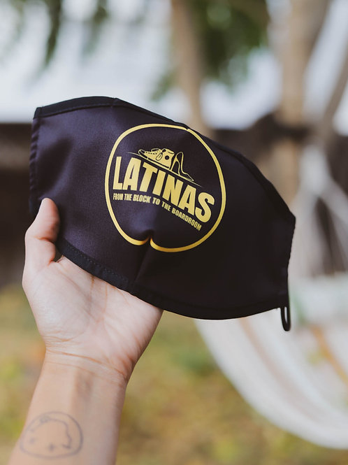 Face Mask: Latinas From The Block To The Boardroom